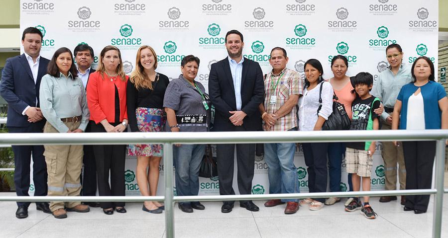 Senace se reunió con organizaciones representativas de pueblos indígenas y comunidades campesinas y nativas