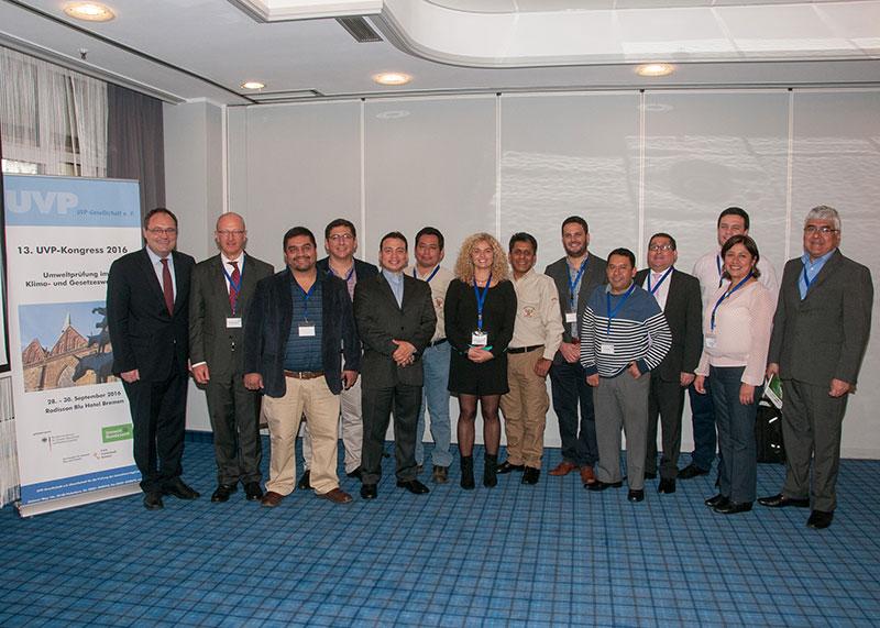 Senace participó en viaje de intercambio a Alemania para fortalecer el desempeño de la gestión ambiental en el Perú