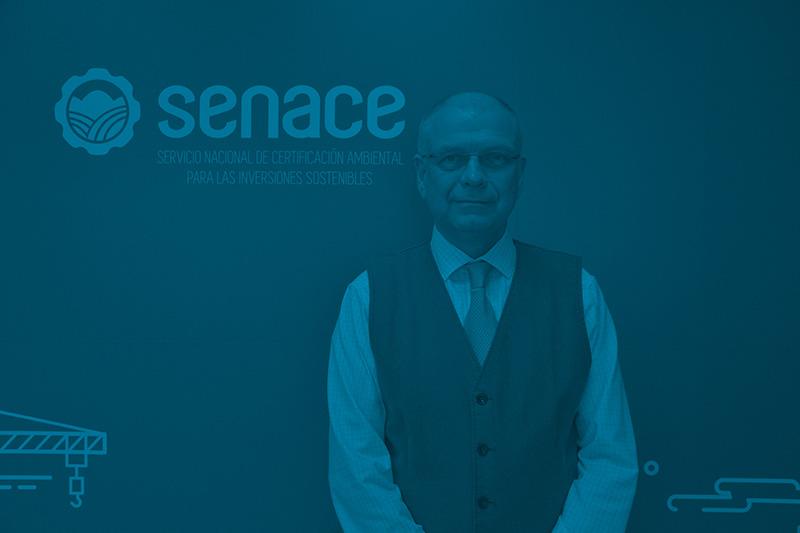 Experto técnico alemán se incorpora al equipo Senace