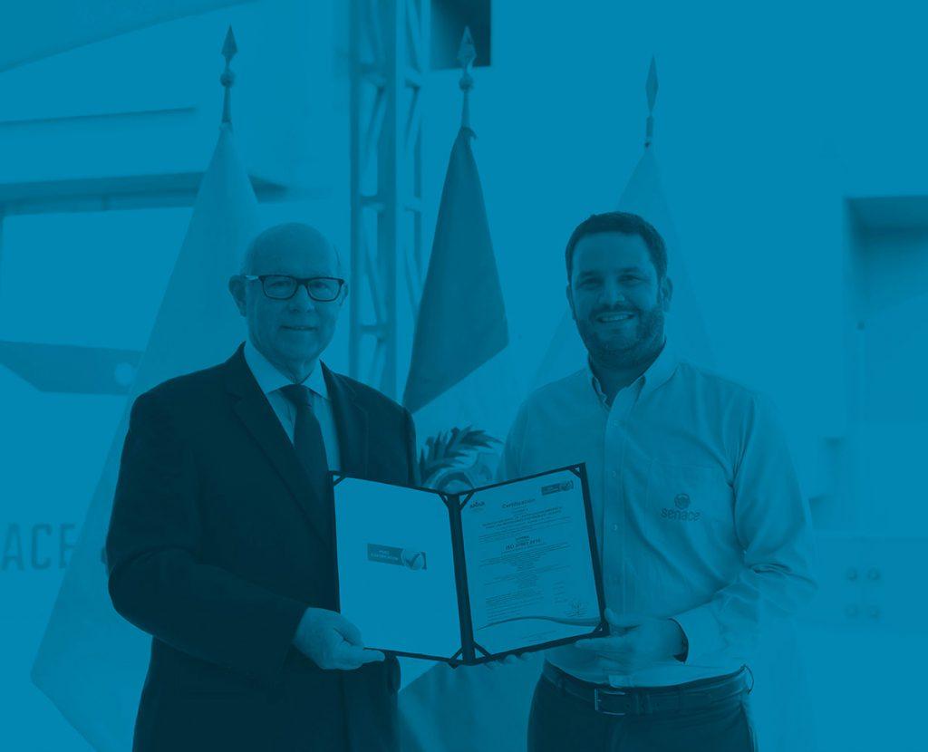 Senace obtiene ISO 37001 para su Sistema de Gestión Antisoborno