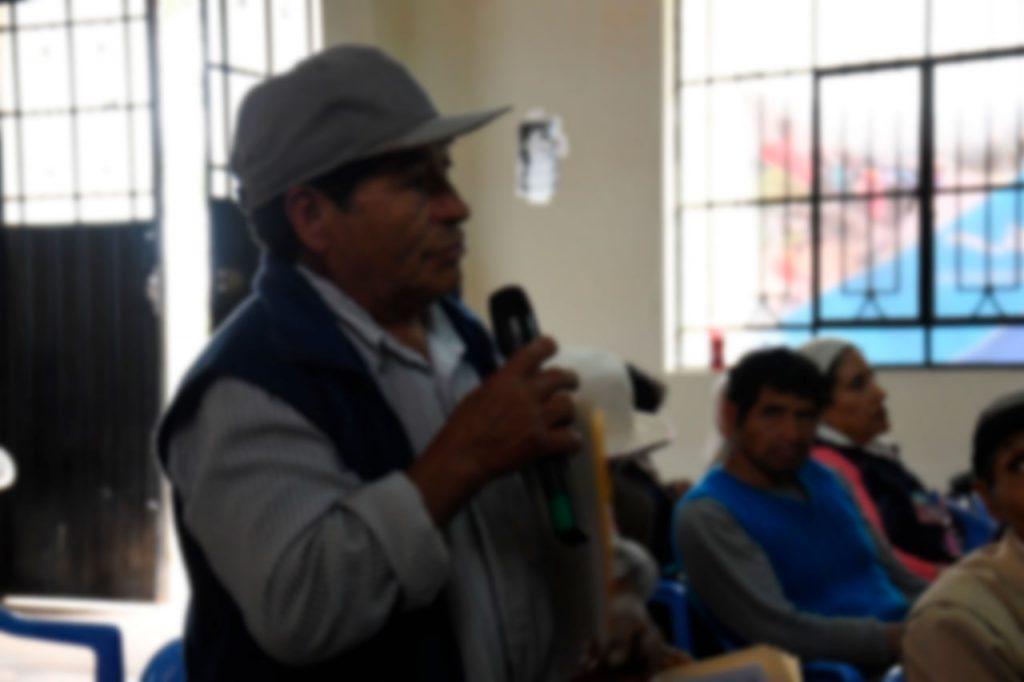 Reuniones informativas realizadas por el Senace con comunidades vinculadas al proyecto Antapaccay Expansión Tintaya Integración Coroccohuayco
